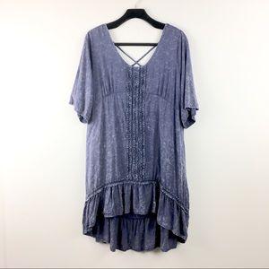 [Umgee] vintage washed dress!
